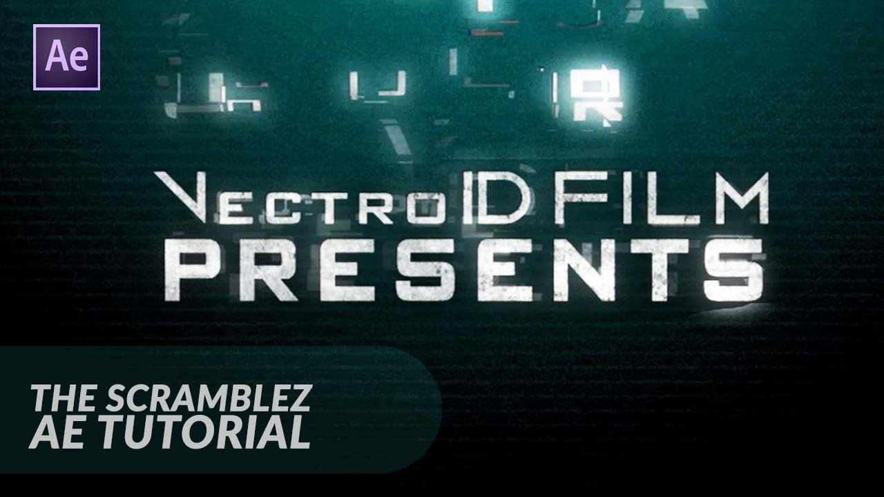 The Scramblez After Effects Tutorial