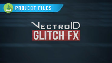 After Effects Glitch Project Files Template